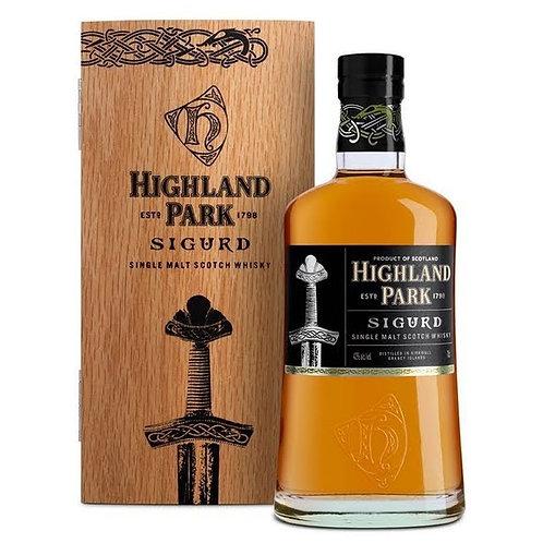 Highland Park Sigurd Single Malt Scotch Whisky Btl 700mL