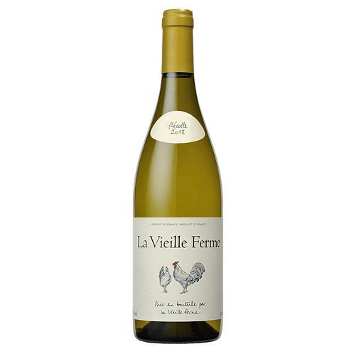 La Vieille Ferme 2019 White Blend Btl 750mL