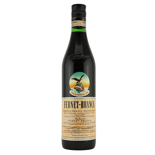 Fernet Branca Aperitif Btl 750mL