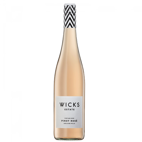 Wicks Estate 2019 Adelaide Hills Pinot Rose Btl 750mL