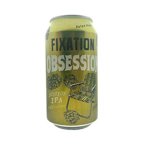 Fixation Obsession Sessipn IPA 4.6% Can 375mL
