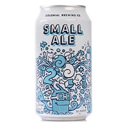 Colonial Small Ale 3.5% Can 375mL