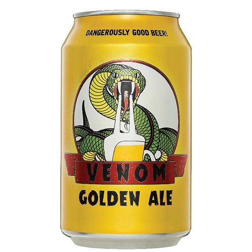 Venom Golden Ale 4.8% Can 330mL