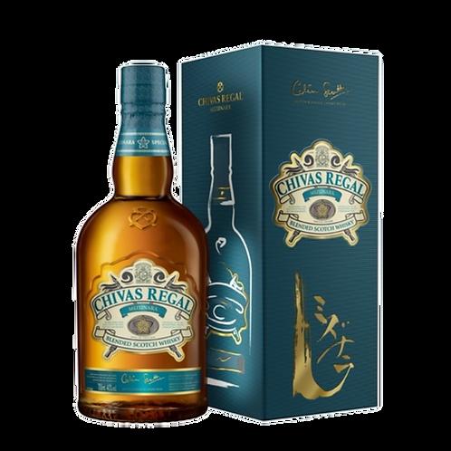 Chivas Regal Mizunara Blended Scotch Whisky 40% 700mL