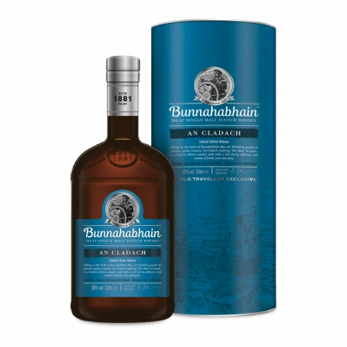 Bunnahabhain An Cladach Single Malt Scotch Whisky 50% 1LT