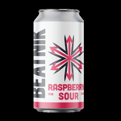 Beatnik Raspberry Sour 4% Can 375mL