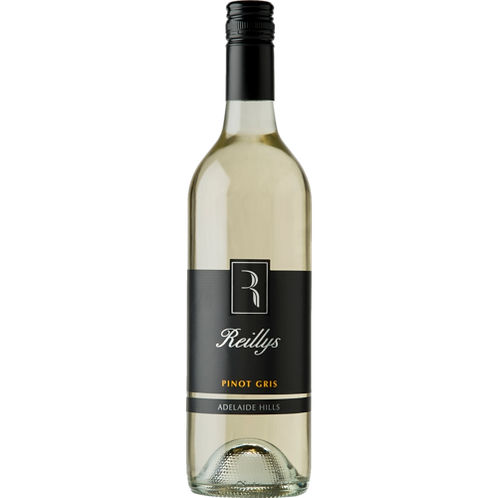 Reillys 2017 Adelaide Hills Black Label Pinot Gris Btl 750mL