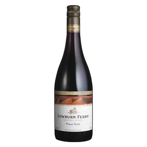 Lowburn Ferry 2015 Central Otago Pinot Noir Btl 750mL