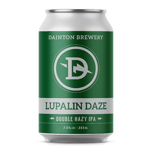 Dainton Brewery Lupalin Daze DHIPA 7.5% Can 355mL
