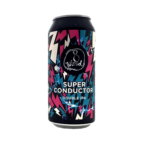 8 Wired Super Conductor DIPA 8.8% Can 440mL