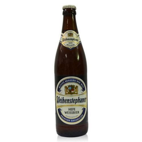 Weihenstephaner Hefe Weissbier 5.4% tl 500mL