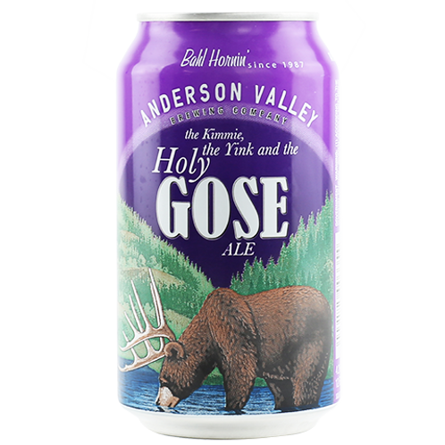 Anderson Valley The Kimmie The Kink & The Holy Gose 4.2% Can 355mL