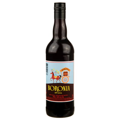 Boronia all 'uovo ( Marsala ) Btl 750mL