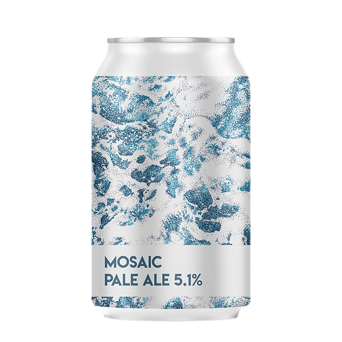 The Mill Brewery Mosaic Pale Ale 5.1% Can 375mL