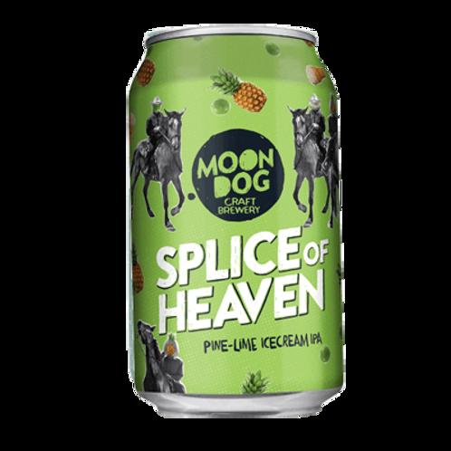Moon Dog Spice of Heaven Pine Lime Ice Cream IPA 6.5% Can 330mL