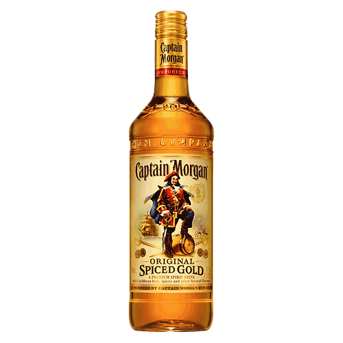 Captain Morgan Original Spiced Gold Rum Btl 700mL