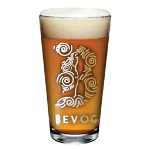 Bevog Shaker Glass 300mL
