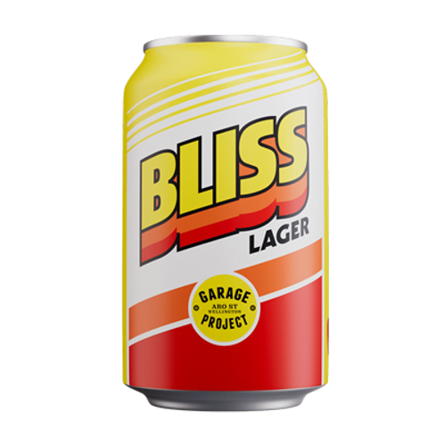 Garage Project Bliss Lager 4.5% Can 330mL