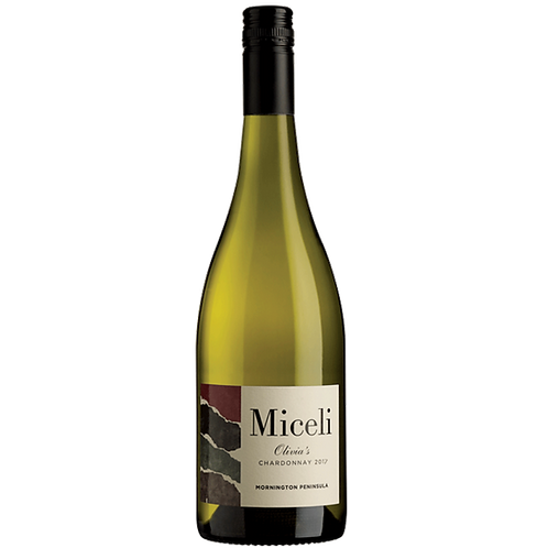 Miceli Olivia's 2017 Chardonnay Mornington Peninsula 750mL