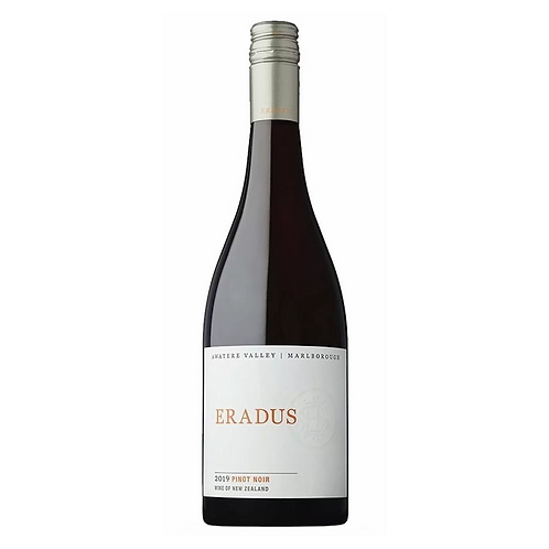 Eradus 2019 Marlborough Pinot Noir Btl 750mL