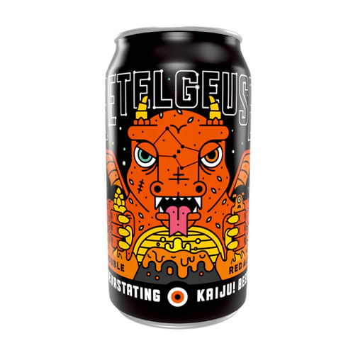 Kaiju Betelgeuse Double Red Ale 10% Can 375mL