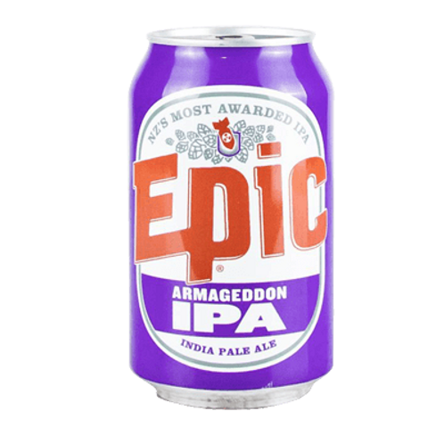 Epic Armageddon IPA 6.66% Can 330mL