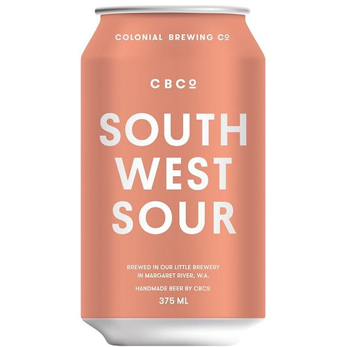 Colonial Sour Southwest 4.6% Can 375mL