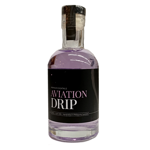 Drip Aviation Cocktail Gin 100mL