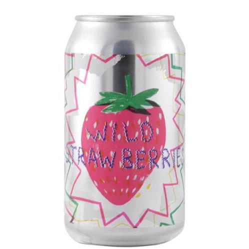 Sailors Grave Wild Strawberry Cream Sour 5% Can 355mL