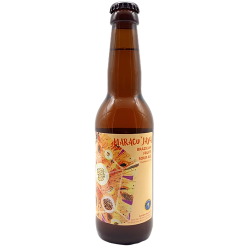 Atrium Maracu 'Jaya Brazilian Fruit Sour Ale 3.5% Btl 330mL