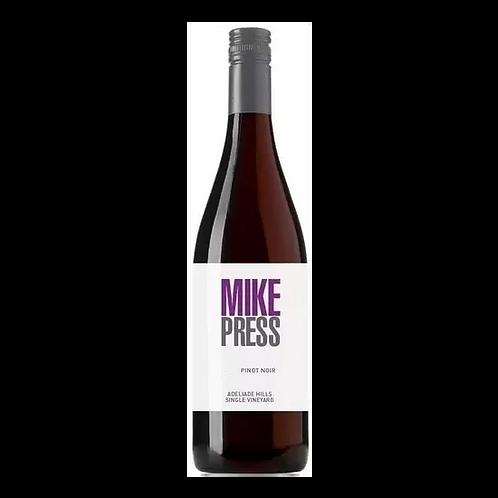 Mike Press 2018 Adelaide Hills Pinot Noir Btl 750mL