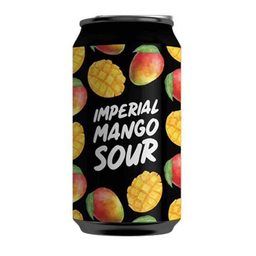 Hope Brewery Imperial Mango Sour 7% Can 375mL