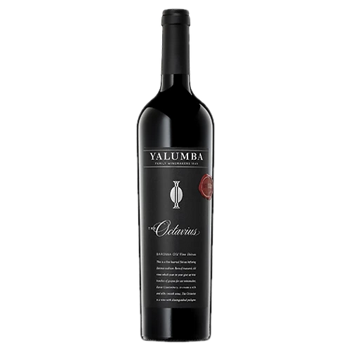 Yalumba 2015 Barossa 'The Octavius' Shiraz Btl 750mL