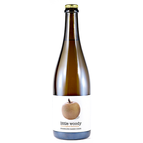 Mr Little Little Woody Mornington Peninsula Oaked Cider 7.4% Btl 750mL