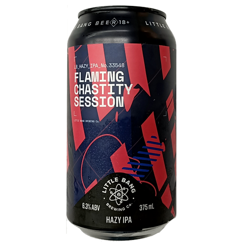 Little Bang Hazy IPA 6.3% Can 375mL