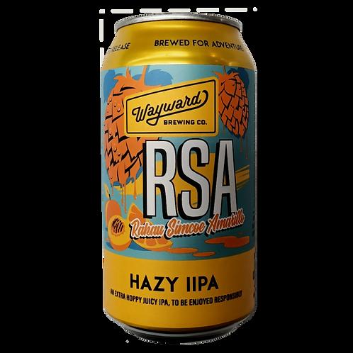Wayward Brewing RSA DHIPA Can 375mL