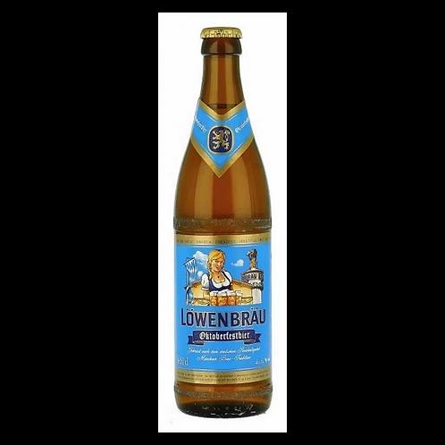Lowenbrau Oktoberfest Bier 6.1% Btl 500mL