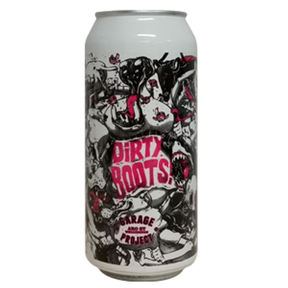 Garage Project Dirty Boots American Pale Ale 6.6% Can 440mL