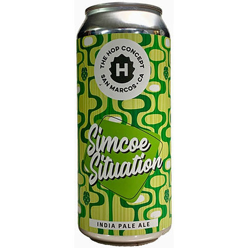 The Hop Concept Simcoe Situation IPA 7% Can 473mL