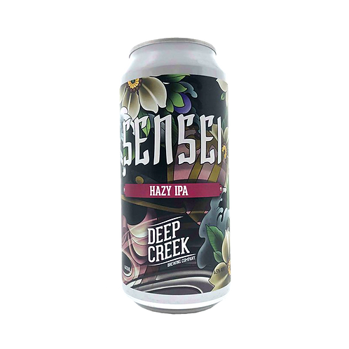 Deep Creek Sensei Hazy IPA 6.5% Can 440mL