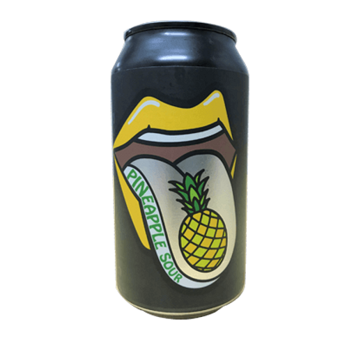 Hope Brewery Pineapple Sour 3.7% Can 375mL