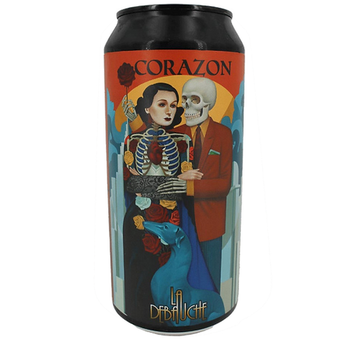 La Debauche Corazon Blonde Sour 6% Can 440mL