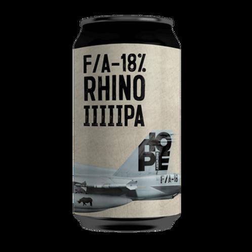 Hope Brewery F/A-18% IIIIIPA Can 375mL