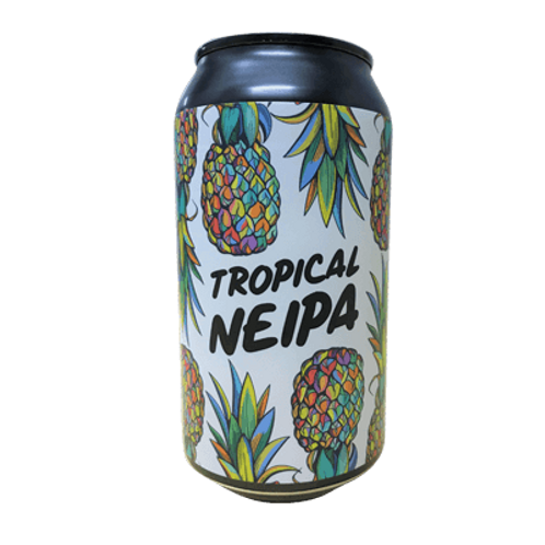 Hope Brewery Tropical NEIPA 7% Can 375mL