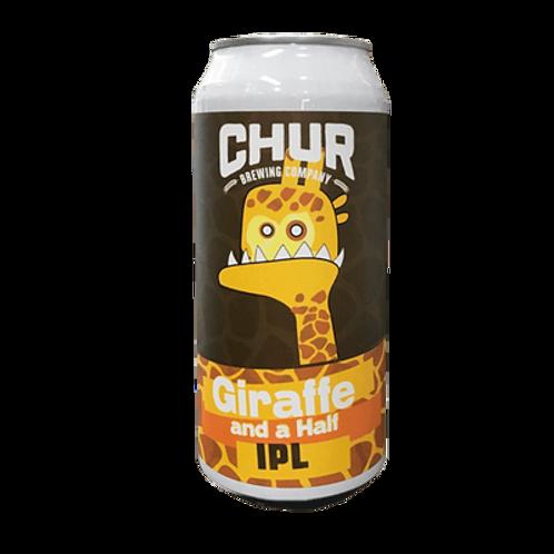 Chur Brewing Co  Giraffe & a Half IPL 6.3% Can  440mL