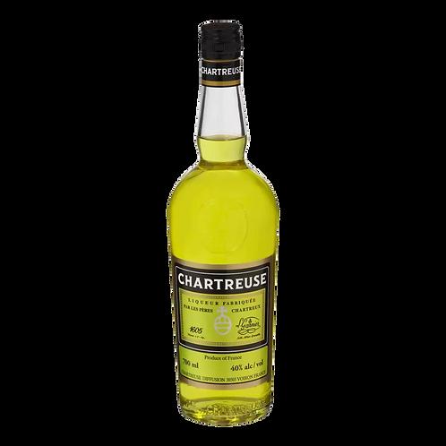 Chartreuse Yellow 43% Btl 700mL