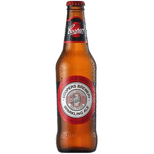 Coopers Sparkling Ale 5.8% Btl 375mL