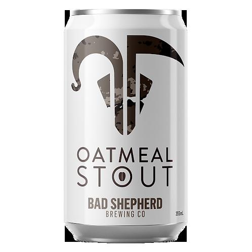 Bad Shepherd Oatmeal Stout 5.1% Can 355mL