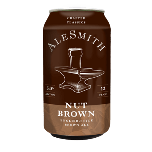 Alesmith Brewing Co Nut Brown (English Style) 5% Can 355mL