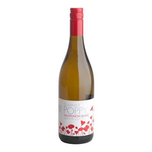 Summer Poppy 2019 Marlborough NZ Sauvignon Blanc Btl 750mL